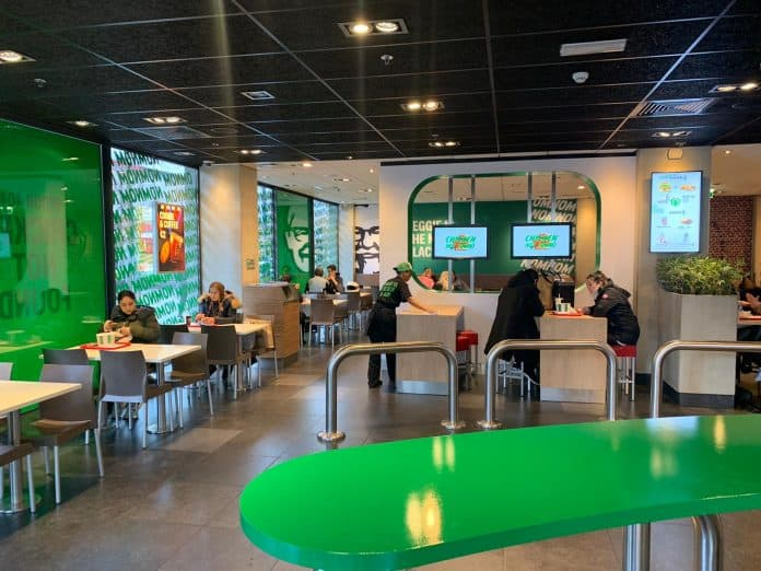 KFC Rotterdam, photo: Anthony Michael van Oorschot