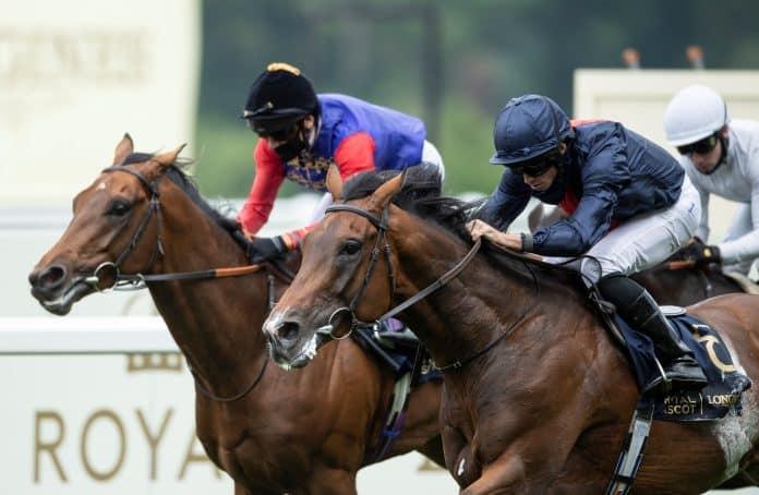 Horse racing, Royal Ascot, Britain -June 17, 2020, source: Reuters