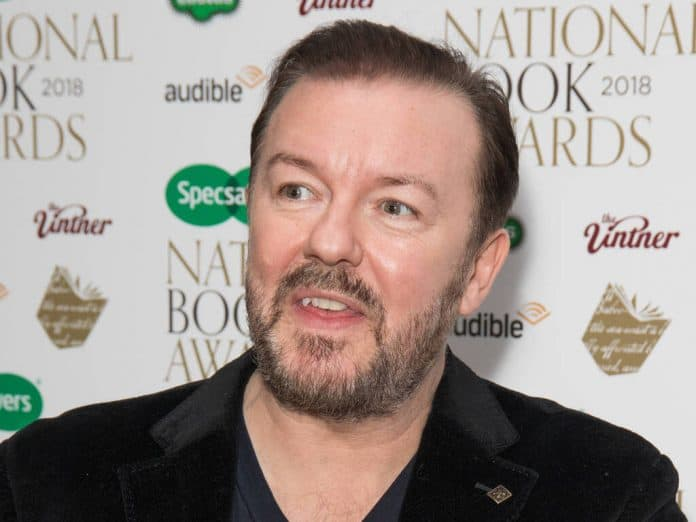 Ricky Gervais believes the world would be better