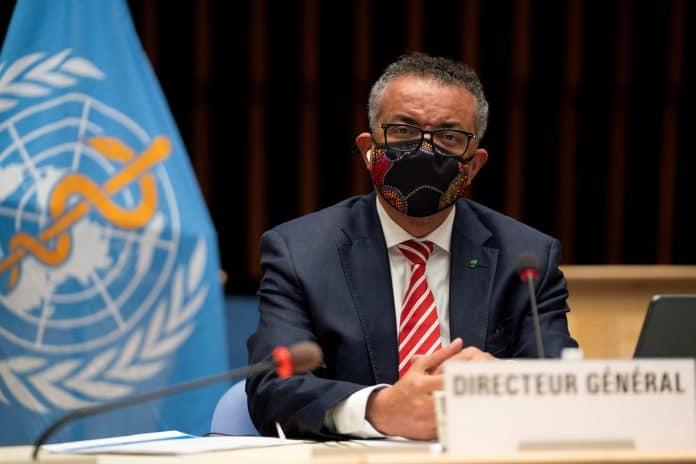 Tedros Adhanom Ghebreyesus, Director General of the World Health Organization (WHO) photo: Christopher Black / WHO / Reuters