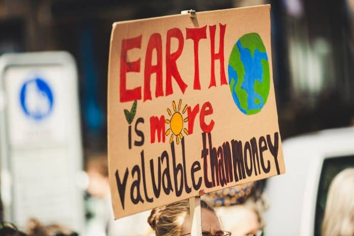 Global climate change strike, Germany, photo: Markus Spiske on Unsplash